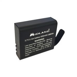 Midland Camera Battery PB-H5 LI-ION 900MAH 3.7V - #C1246