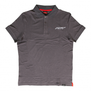 Red RST Casual Cotton Polo T-Shirt Navy