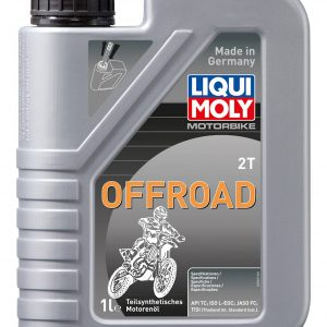 Liqui Moly 2 Stroke Semi Synthetic Offroad 1L - #3065