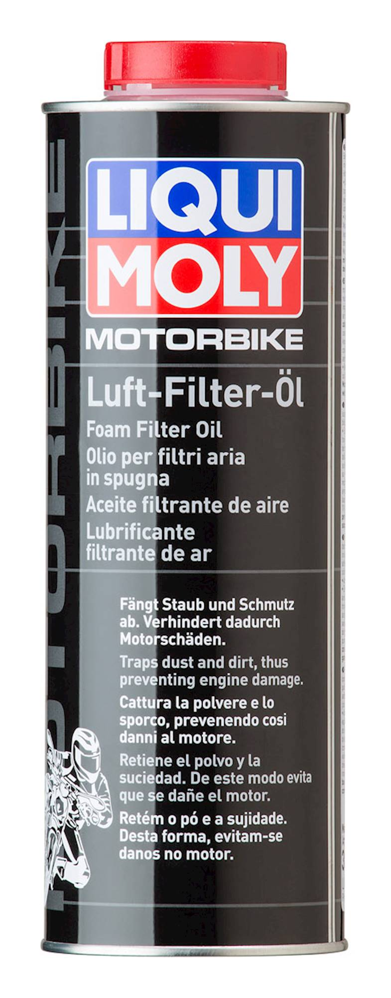 Liqui Moly Fully Synthetic Air Filter Care 1L - #3096