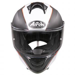Airoh Spark Flow Helmet - ORANGE MATT